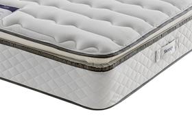 Silentnight Miracoil Pillow Top Mattress Corner Double