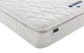 Silentnight Miracoil Pillow Top Mattress Corner