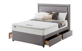 Silentnight Miracoil Pillow Top Mattress Lifestyle