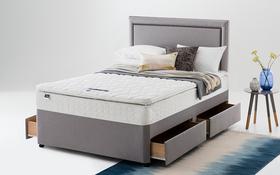 Silentnight Miracoil Pillowtop Divan Room