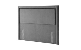 Silentnight Palermo Headboard Slate Grey Side