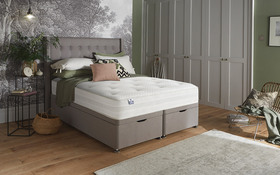 Silentnight Sofia 1200 Mattress Contemporary Room