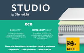 Silentnight Studio Eco Bisection Updated