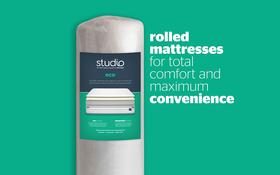 Silentnight Studio Eco Mattress Rolled