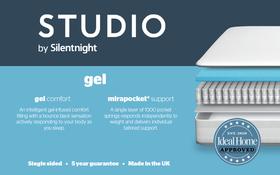Silentnight Studio Gel Bisection Updated