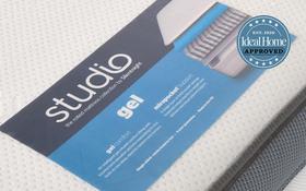 Silentnight Studio Gel Mattress Label