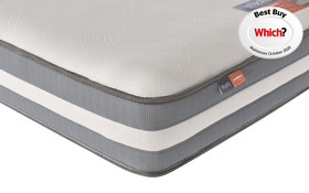 Silentnight Studio Memory Mattress Corner