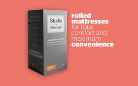 Silentnight Studio Original Mattress Rolled