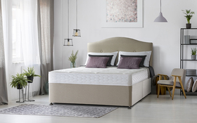 Simply Sealy 1000 Pocket Classic Divan Roomshot