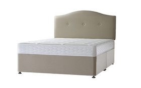 Simply Sealy 1000 Pocket Classic Divan Undressed