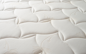 Simply Sealy 1000 Pocket Memory Mattress Cover Detail