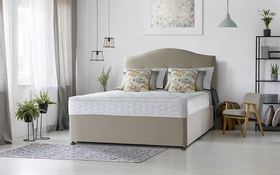 simply sealy 1000 pocket ortho divan roomshot