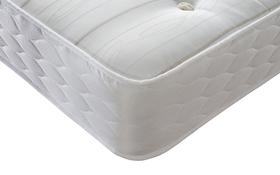 simply sealy 1000 pocket ortho mattress corner