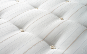 simply sealy 1000 pocket ortho mattress cover detail
