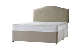 Simply Sealy Memory Divan Undressed