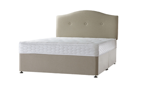 Simply Sealy Ortho Divan Undressed