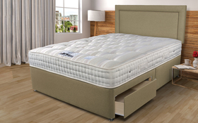 Sleepeezee Backcare Luxury 1400 Divan Room