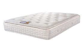 Sleepeezee Backcare Superior 1000 Pocket Mattress, Single