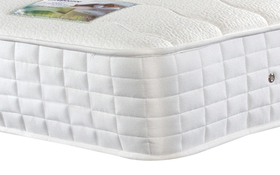 Sleepeezee Cooler Memory Adjustable Detail
