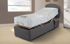 Sleepeezee Gel Adjustable Divan