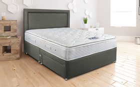 Sleepeezee Memory Comfort 1000 Pocket Mattress Lifestyle