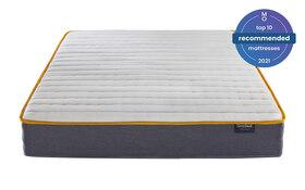 Sleepsoul Balance 800 Pocket Mattress Front Top10