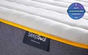 Sleepsoul Balance 800 Pocket Mattress Label Top10