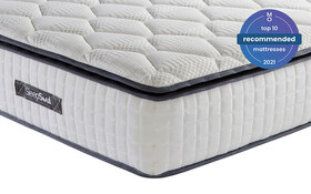 Sleepsoul Bliss 800 Pocket Mattress Corner Top10