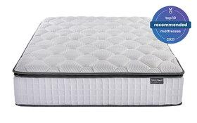 Sleepsoul Bliss 800 Pocket Mattress Front Top10