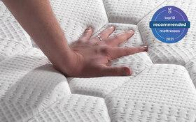 Sleepsoul Bliss 800 Pocket Mattress Hand Press Top10