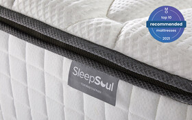 Sleepsoul Bliss 800 Pocket Mattress Label Top10