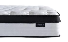 Sleepsoul Cloud 800 Pocket Mattress Side