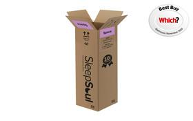 Sleepsoul Space 2000 Pocket Mattress Box