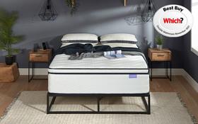 Sleepsoul Space 2000 Pocket Mattress Roomset Front