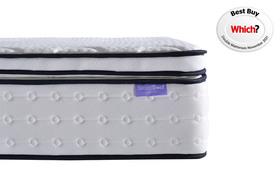 Sleepsoul Space 2000 Pocket Mattress Side3