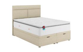 slumberland aero gel fusion 2800 pocket mattress divan