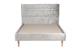 Vogue Julia Crushed Velvet Bed Front