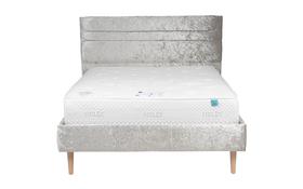 Vogue Julia Crushed Velvet Bed Mattress