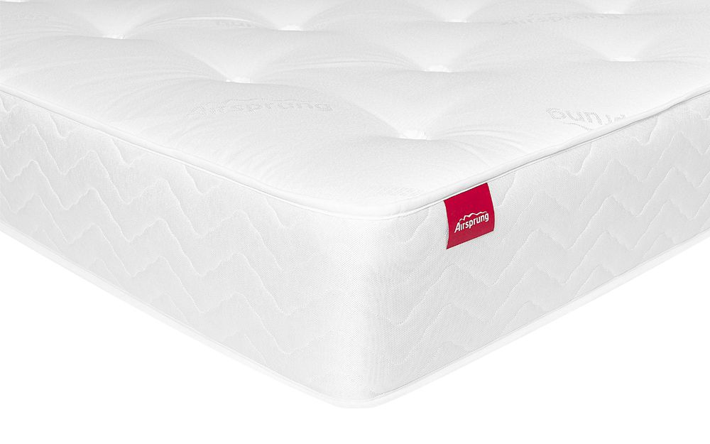 Airsprung 1200 Pocket Mattress, Superking