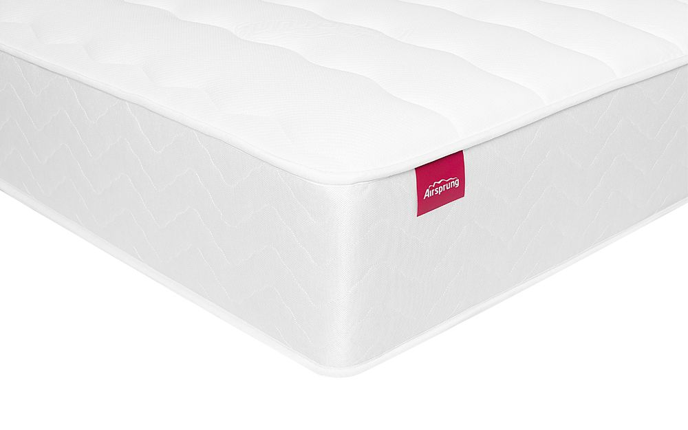 Airsprung 800 Pocket Memory Mattress, Single