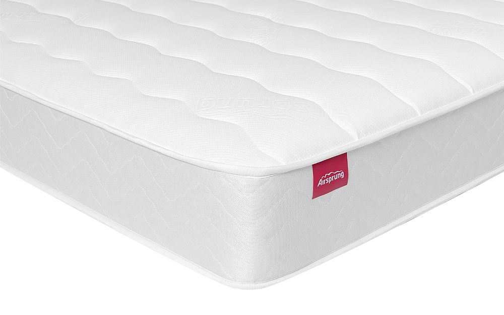 Airsprung Memory Classic Mattress, Superking