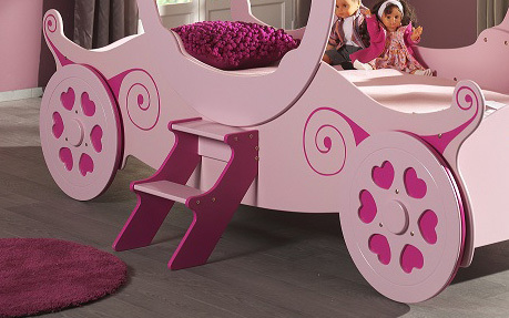 Princess Carriage Bed Mattress Online