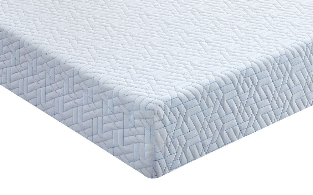 The Bodyshape Classic Memory Foam Mattress features both reflex foam and memory foam