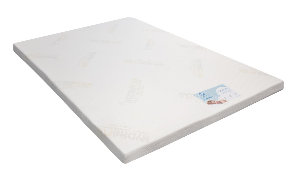 The Mattress Online Bodyshape Memory Foam Mattress Topper offers an additional layer of comfort and support