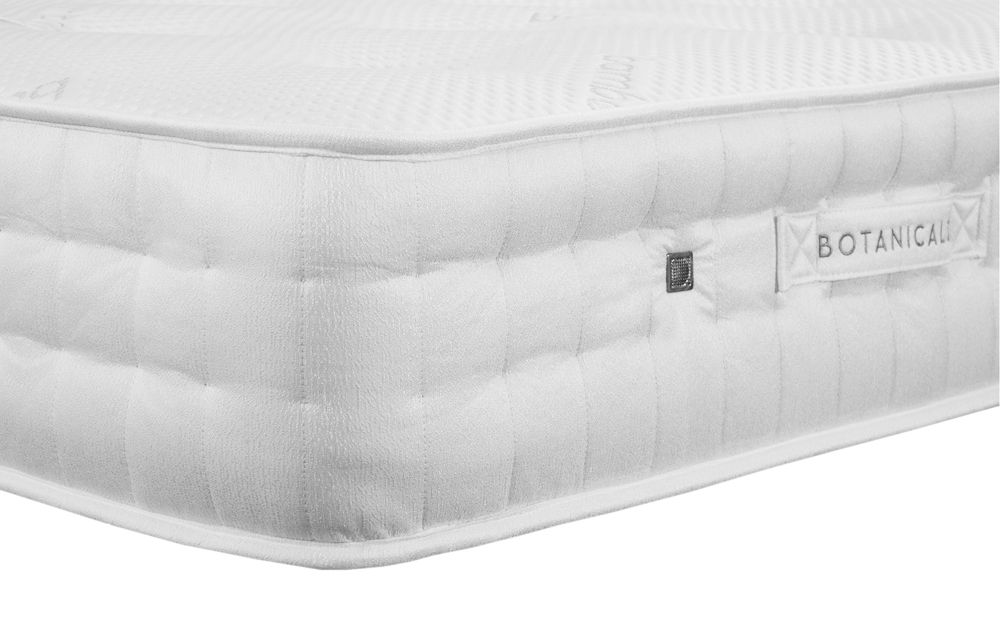 Botanicals Bamboo 1000 Pocket Mattress, Single