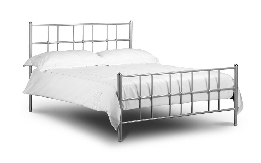 Braemar Metal Bed Frame, Double