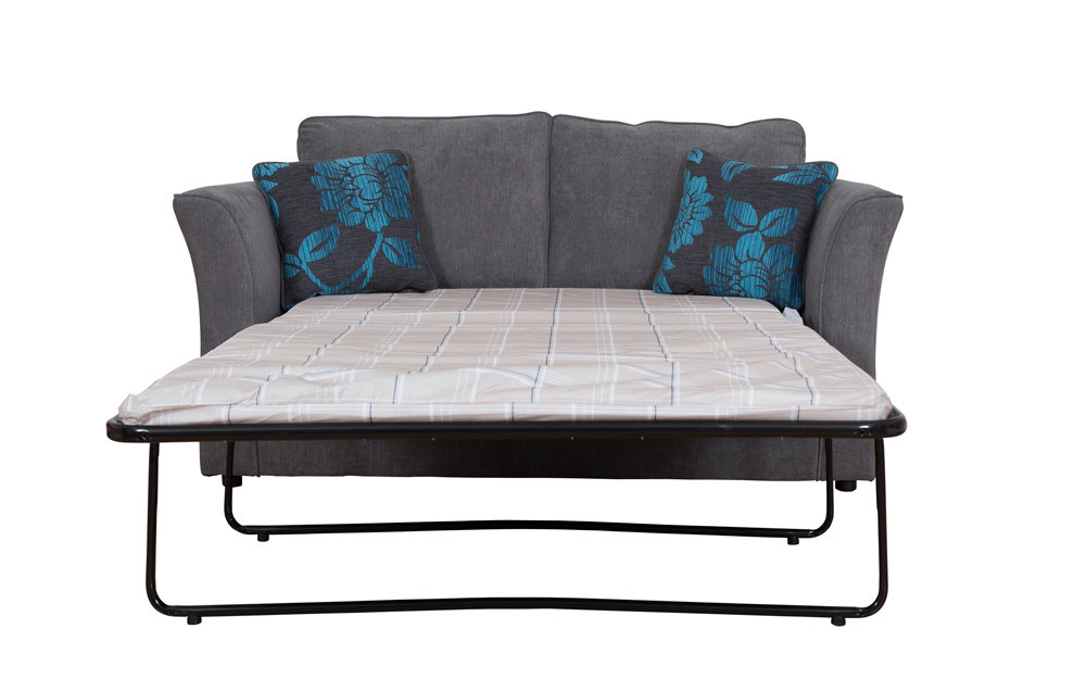Astounding Buoyant Newry Sofa Bed 2 Seater Sofa Bed With Standard Mattress Grace Pewter Avalon Chocolate Squirreltailoven Fun Painted Chair Ideas Images Squirreltailovenorg