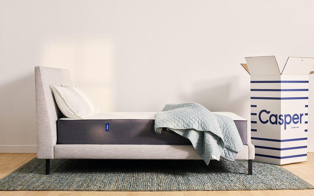 Casper Original Mattress on a bed