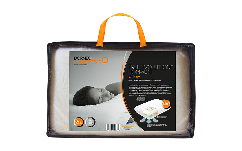 Dormeo Octaspring True Evolution Compact Pillow
