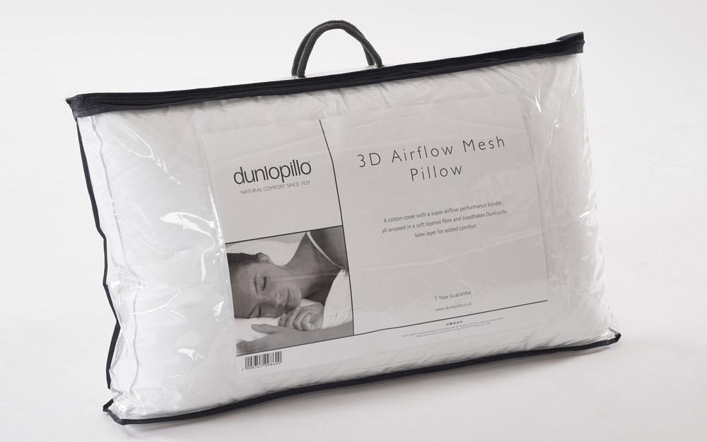 Dunlopillo 3D Airflow Mesh Pillow